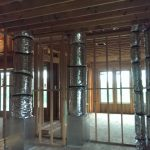 New Construction Duct Work